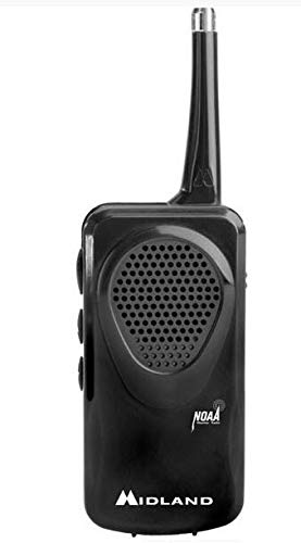 Midland HH50 Pocket Weather Radio (Best Alarm Clock Radio Consumer Reports)