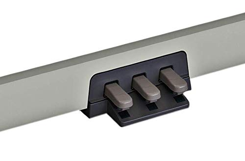 Yamaha NLP7A - Soporte de teclado, color negro: Amazon.es: Instrumentos musicales