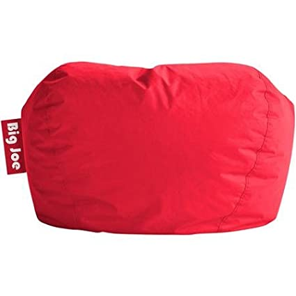 Remarkable Classic Timely And Stylish 98 Big Joe Round Bean Bag In Flaming Red Color Onthecornerstone Fun Painted Chair Ideas Images Onthecornerstoneorg