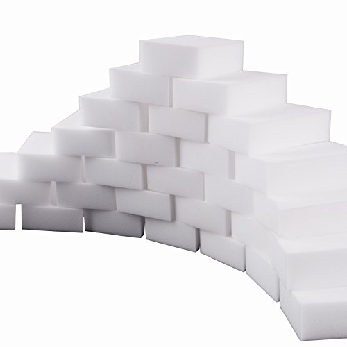 DrWOW 50 Pcs/lot Magic Sponge Eraser MultiFunctional Melamine Foam Cleaner 100x70x30mm
