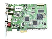 1998-CARD - AVERMEDIA M791 NTSC/ATSC TV TUNER VIDEO CAPTURE DESKTOP PC PCI-EXPRESS X1 CARD