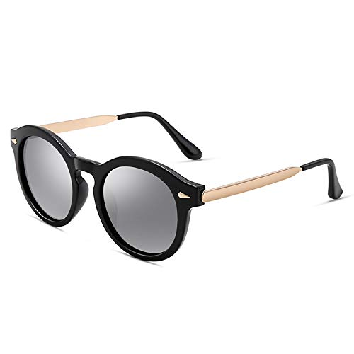 Colorful Polarized Sunglasses For Women Retro So Real Brand Spectacles Sun Glasses With Case ()