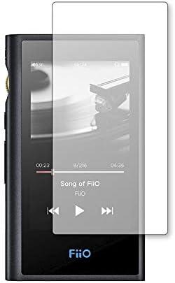 メディアカバーマーケット【専用】Fiio M9機種用【強化ガラスと同等の高硬度 9Hフィルム】 傷に強い 高透過率 クリア光沢