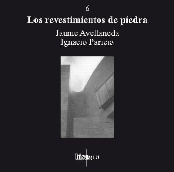 Descargar Libro 6. Los Revestimientos De Piedra Jaume Avellaneda