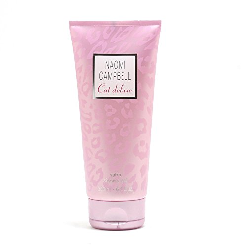 Naomi campbell cat deluxe shower gel by naomi campbell - 6.8 oz shower gel