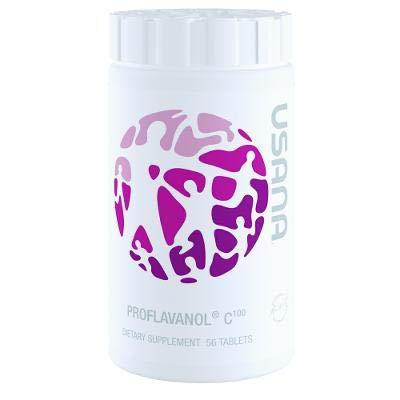 USANA Proflavanol C100 Vitamin C and Bioflavanoid Supplement