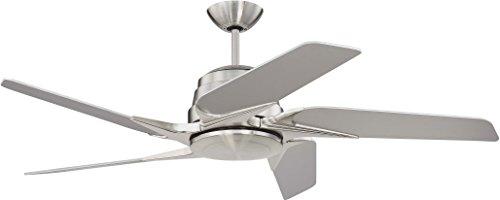Craftmade SOE54BNK5 Ceiling Fan w/Blades and Light Kit, 54