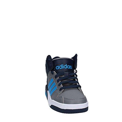 adidas Unisex-Kinder Bb9tis K Turnschuhe Blau