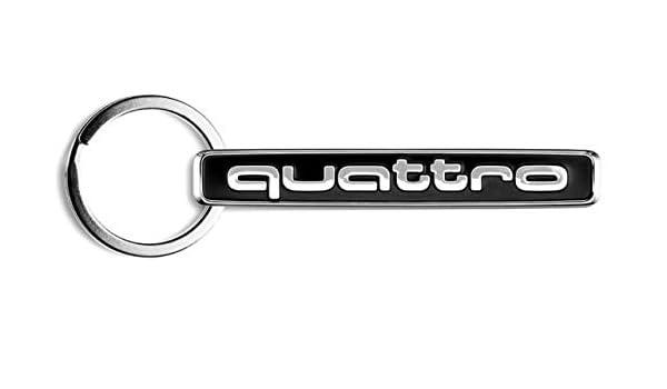 Audi Llavero, Quattro: Amazon.es: Coche y moto