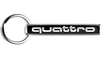 Amazon.com: Audi Key Ring Quattro: Automotive