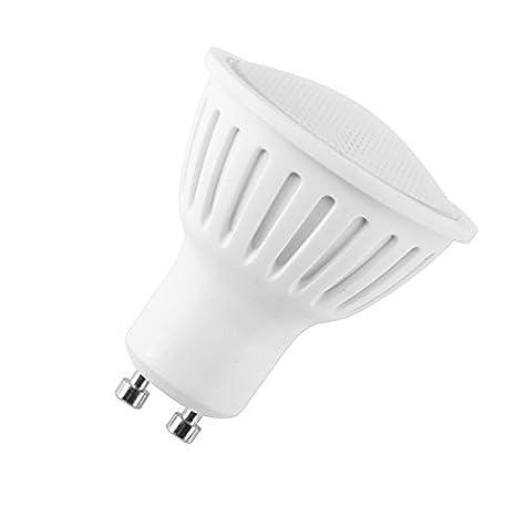 Trillones (5 W) 350 lumens GU10 bombilla LED (luz blanca fría)