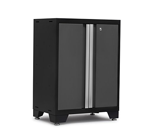 NewAge Products 50002 Bold 3.0 Series Base Cabinet, Gray