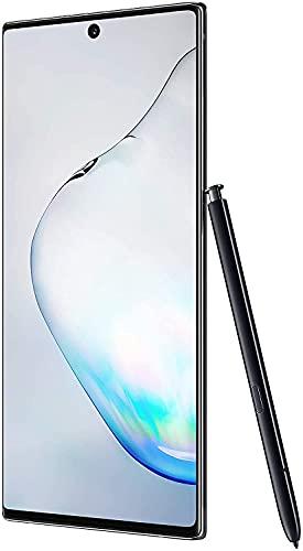 Samsung - Galaxy Note10 Plus 5G Enabled Verizon Aura Black 256GB