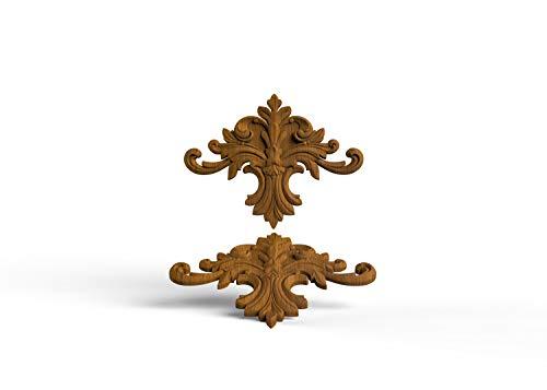 Carved Wood Trim - 4
