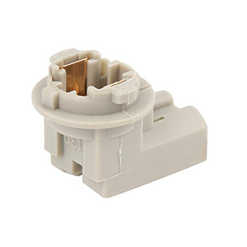 - X AUTOHAUX Car Reversing Backup Lamp Socket Adapters Connector for Toyota Corolla Sylphy