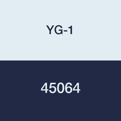 4 Length Roughing Ball Nose 3 Flute YG-1 45064 Carbide Alu-Power End Mill 1