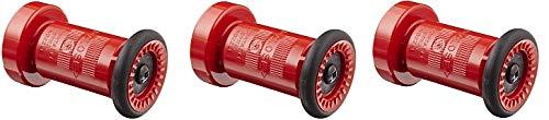 Dixon Valve CFB2015S Thermoplastic Fire Equipment, Constant Flow Fog Nozzle, 2'' SIPT (NPSH) (3-(Pack))