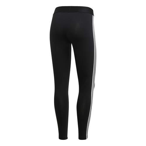 fd6a86e5ef46b Amazon.com: adidas Women's Essentials 3-stripes Tight: Clothing