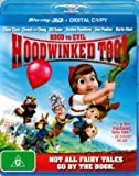 Hoodwinked Too! 3D BBlu-Ray / Digital Copy