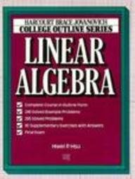 Linear Algebra (Books for Professionals)