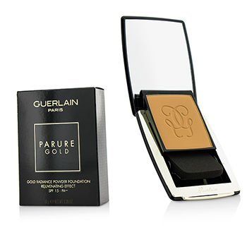 Guerlain Spf 15 Foundation (Guerlain Parure Gold Rejuvenating Gold Radiance Powder Foundation SPF 15 - # 05 Beige Fonce 10g/0.35oz)