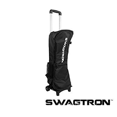 Swagtron Hoverboard Carrying Bag & Case- Fits Swagtron T5 and X1 and X2 Self-balancing scooters - The Bag for All Your Swag