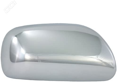 Pack Of 2 Coast To Coast CCIMC67420 Full Chrome Mirror Cover Kit