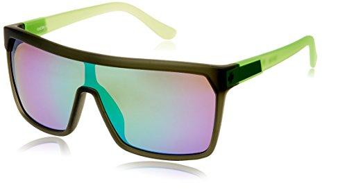 Spy Flynn Smu Limelight Bronze W/Green Spectra - Sunglasses Flynn Spy