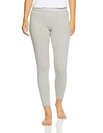 Calvin Klein Women's Body Leggings, Grey Heather, Small