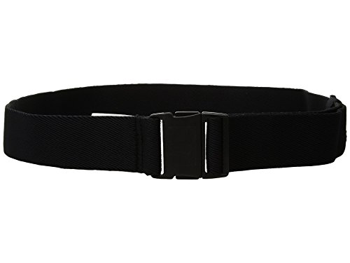 (Hurley Men's Patrol Belt, Black, One Size Fit All)