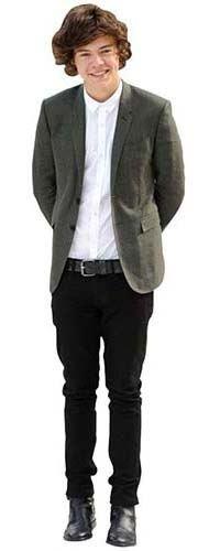 Harry Styles (Suit) Mini Cutout