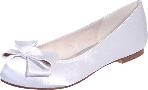 Find Blanc 36 Compensées Sandales 5 Blanc Nice Femme ZwrZTI