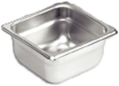 Browne 6 Sixth-Size Anti-Jam Steam Pan
