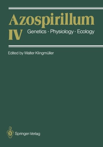 Azospirillum IV: Genetics · Physiology · Ecology
