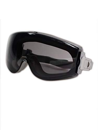 Uvex Stealth Safety Goggles with Uvextreme Anti-Fog Coating (S3961C)