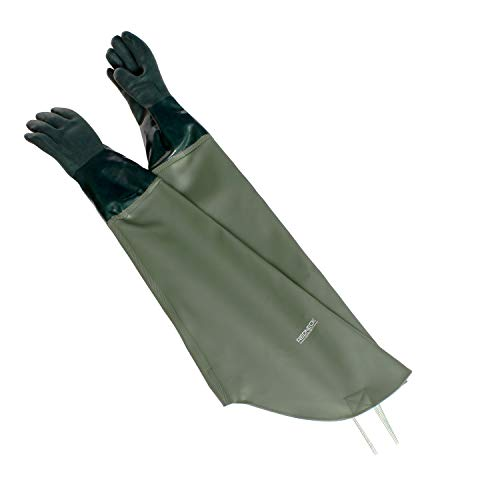Redneck Convent Trapping Gauntlet Gloves - 38