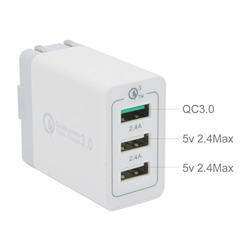 Onlier Qualcomm Charger Adapter Samsung