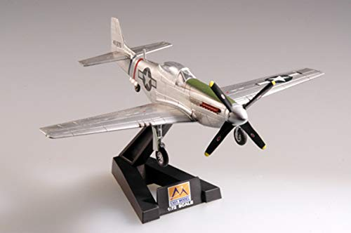 Easy Model WW2 US P-51D Mustang ace Chuck Older 23rd FG 1/72 Non diecast Plane ()