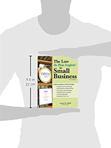 The Law (In Plain English)® for Small Business from Sphinx Publishing