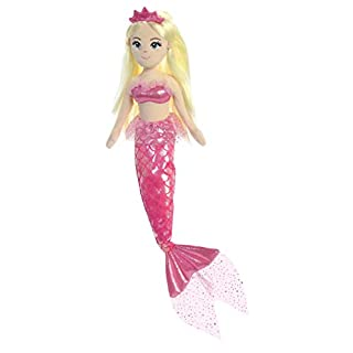 "Aurora - Sea Sparkles - 18"" Princess Sparkles - Angela"