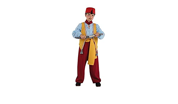 DISBACANAL Disfraz de árabe Infantil - -, 6 años: Amazon.es ...