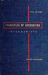 Principles of Accounting: Intermediate –…