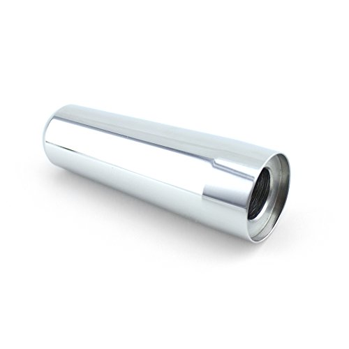 Urban Body Jewelry 15mm Concave Stainless Steel Taper/Stretcher 64' Cobalt Steel Taper