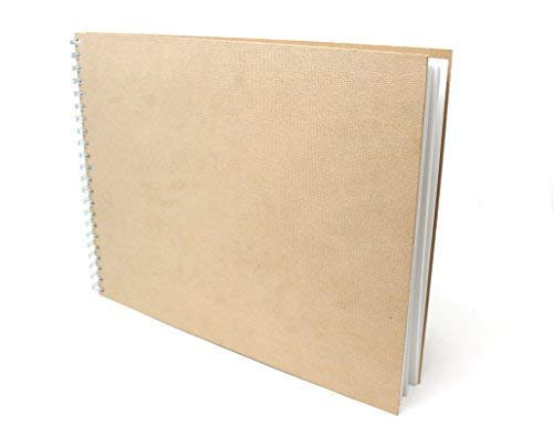 Artway Enviro (Recycled) Spiral Sketch book / Drawing Pad - 14