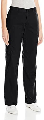 Dickies Women's Women'S Wrinkle And Stain Resistant Cargo Multi Pocket Pant