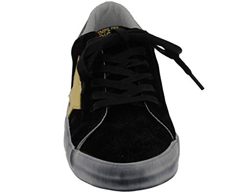 Femme Gold Black Le Noir Temps Cerises Gold des Black Baskets City pRxBH47wq