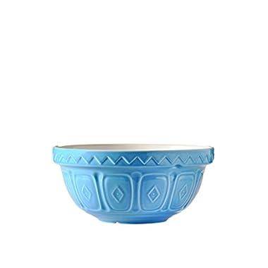 Mason Cash Colored Mixing Bowl, Blue, 2.15-Quart