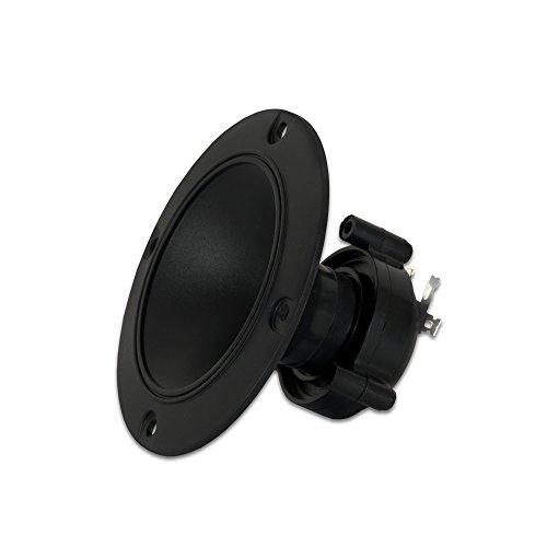 (Goldwood Sound 90 Watts 8ohm Piezo Horn Speaker Tweeter Black (GT-1056))