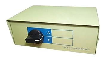 SVGA/conmutador VGA caja - 2 way para TFT/CRT/LCD/televisor LED/monitor: Amazon.es: Electrónica