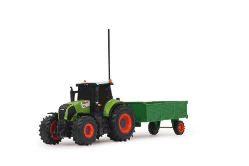 Jamara-Claas-RC-Axion-850-1-juguetes-de-control-remoto-360-mm-100-mm-120-mm-AA-Negro-Verde